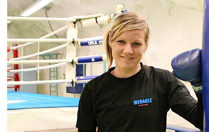 Olympiamitalisti Mira Potkonen