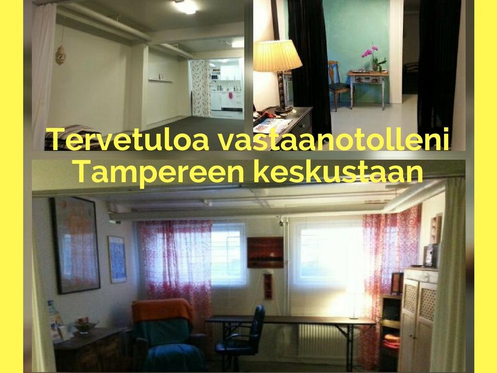 Terveysklinikka Matti Rautajoki palvelee Tampereen Tuomiokirkon vieressä Olotila Moyo:ssa