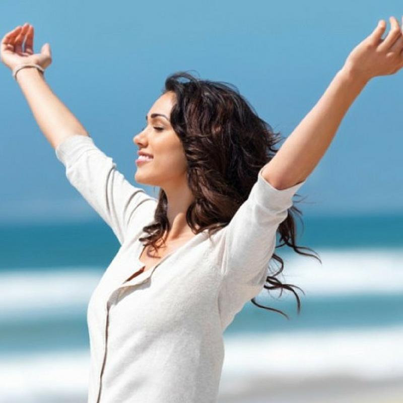 Löydä vapautta, mielenrauhaa ja onnellisuutta